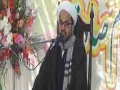 [(1)Jashan Eid Milad Ul Nabi saww] Molana Muhammad Reza Dawoodani | 16 Rabiul Awwal 1438/2016 - Urdu