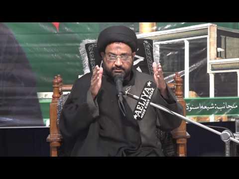Karbala Aur Ishq-e-Elahi - 7th Rabiul Awwal 1438 A.H - Moulana Syed Taqi Raza Abedi