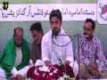 [جشن صادقین | Jashne Sadiqain] - Manqabat : Dr Murtaza | Rabi Ul Awal 1438/2016 - Urdu