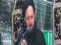 7th Majlis Moharram 1436 Hijari 2014 By Allama Syed Ali Hussain Madani at Jamia Al-Sadiq as G-9/2 Islamabad - Urdu