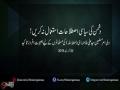 کلپ - دُشمن کی سیاسی اصطلاحات استعمال نہ کریں! - Farsi Sub Urdu