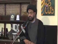 [01] Topic: Karbala Aur Ishq-e-Elahi | Moulana Syed Taqi Raza Abedi - 5th Safar 1438AH - Urdu