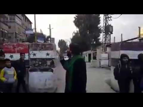 Shadman Raza in Syria 2017 - Urdu
