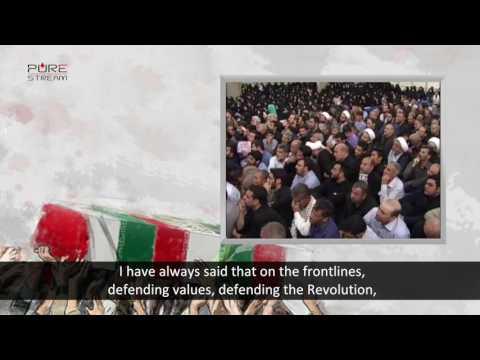 Value The Shuhada   Imam Sayyid Ali Khamenei   Farsi sub English