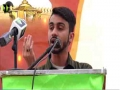 [Youm e Mustafa (saww)] Naat : Br. Asad Raza | 1438/2017 - Karachi University - Urdu