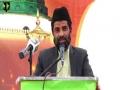 [Youm e Mustafa (saww)] Speech: Janab Asad Zaidi   1438/2017 - Karachi University - Urdu