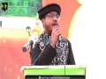 [Youm e Mustafa (saww)] Naat : Br. Shah Qasmi | 1438/2017 - Karachi University - Urdu