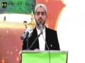 [Youm e Mustafa (saww)] Speech: Br. Ahmed Raza   1438/2017 - Karachi University - Urdu