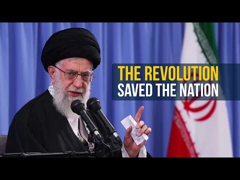 The Revolution Saved The Nation | Leader of the Islamic Revolution | Farsi sub English