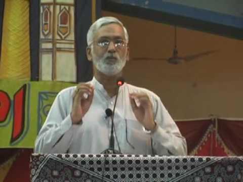 Mazhab jo wajood Part II by Engr Hussain Moosavi - Sindhi
