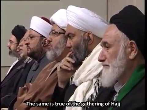 Speech - Islamic Unity Conference 2015 Tehran - Imam Khamenei - Farsi Sub Eng
