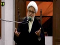 [Seh Roza Majalis-e-Aza -3] Ayyame Fatimiyya 2017   H.I Moulana Ghulam Abbas Raesi  - Urdu