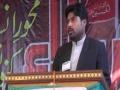 [ASO\\\\\\\'s 46th Convention 2017] Naat : کاش میں دور پیمبر میں اٹھایا جاتا - Urdu