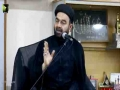 [Ashra-E-Majalis-(02)] Ayyame Fatimiyya 2017 | Topic: Khutba e Fadak | H.I Moulana Muhammad Ali Naqvi  - Urdu