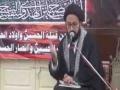 [Seh Roza Majalis-e-Aza -1] Ayyame Fatimiyya 2017   H.I Moulana Sadiq Raza Taqvi  - Urdu