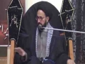 [Majlis] - H.I. Sadiq Raza Taqvi   Topic : Insaan ki Rohani Zindagi -02-01-2017 - Urdu