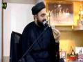 [Ashra-E-Majalis-(04)] Ayyame Fatimiyya 2017 | Topic: Khutba e Fadak | H.I Moulana Muhammad Ali Naqvi  - Urdu