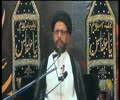 4th Majlis Ayam-E-Fatimia sa 1438 Hijari 6 March 2017 H I Syed Muhammad Zaki Baqri at Jamia Al-Sadiq as G-9/2 Islamabad