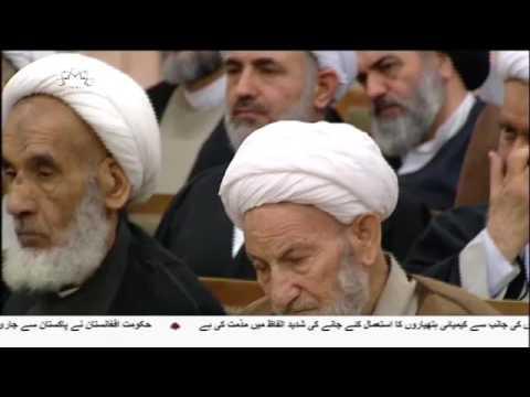 [09 March 2017] اسلامی نظام کا بنیادی اصول عالمی سامراج کا مقابلہ کرنا ہے