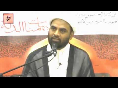 Haq bolne pr Rakawat aur Batil pr sakoot kun? | Agha Akhtar Abbas | Kuwait - Urdu