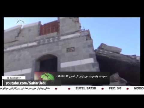 [22 March 2017] سعودی جارحیت میں نیٹو کے تعاون کا انکشاف  - Urdu