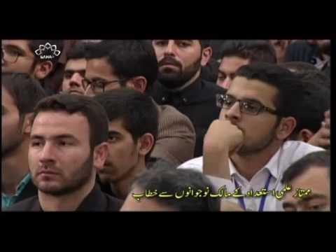 [Kalam Noor] ممتاز علمی استعداد کے مالک نوجوانوں سے خطاب - Urdu