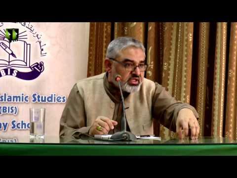 [Political Analysis] Fundamentals of politics in Middle East and its future - H.I Ali Murtaza Zaidi | Q/A Session  - Urd