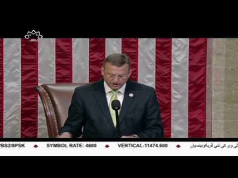 [25 March 2017] ڈونلڈ ٹرمپ کو ایک اور شکست:کانگریس نے صحت بل واپس کردیا - Ur