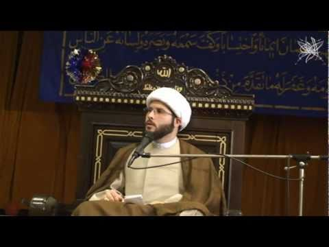 Reviving the Soul - Lecture 7 | Sheikh Hamza Sodagar - Shahr Ramadhan 1430 - English