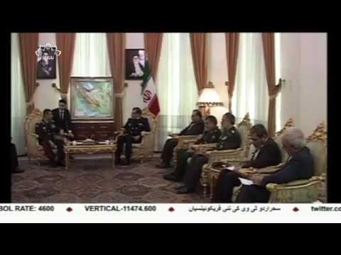 [16 April 2017]امریکہ اوراس کے بعض اتحادیوں کےاقدامات، سیاسی راہ حل-Urdu