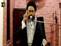 [ Majlis ] Topic: Insan Ki Zindagi Main Ideology Ka Kirdar   H.I Sadiq Raza Taqvi - Urdu