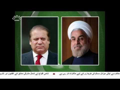 [28 April 2017]پراکسی وار کا مقصد عالم اسلام کے اتحاد کو نشانہ بنانا ہے