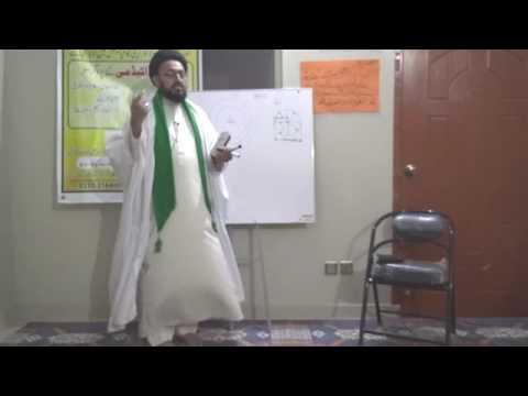 [Lecture] Topic: Math and God - H.I Syed Sadiq Raza Taqvi - Urdu