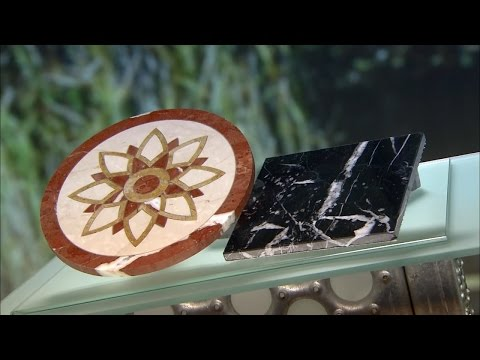 Artistic Marble Floors | How It\'s Made - English