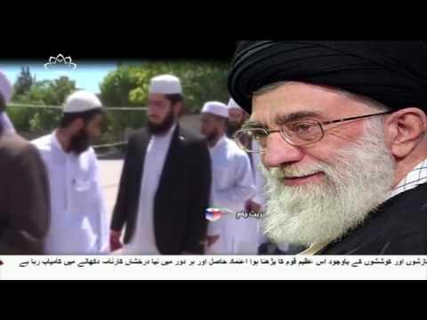 [20May2017]انتخابات میں عوام کی تاریخی شرکت پررہبرانقلاب اسلامی کااہم