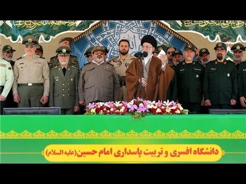 اجازه نمي دهم بيگانگان با دانشمندانمان صحبت کنند - Imam Khamenei - Farsi
