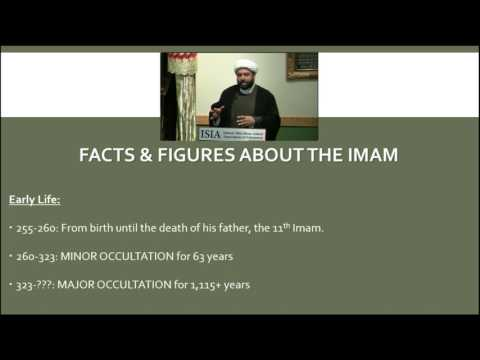 Knowing the Imam of Our Time : Session 2 - English