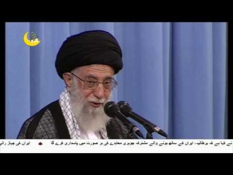 [27May2017]محفل قرآن مجید میں شریک لوگوں سےرہبرانقلاب اسلامی کاخطاب -Urd