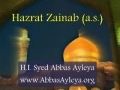 [Clip] Heart Shaking Masaib of Sayyeda Zainab (s.a) - English & Urdu