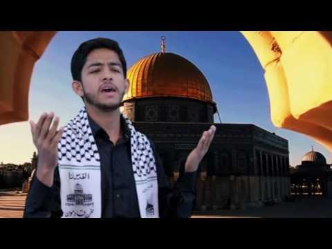 [Tarana 2017] Al Quds Hamara Hai - Razi Jafri - Urdu