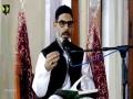 [07] Tafseer-e-Surah-e-Yousuf | Moulana Mubashir Zaidi | Mah-e-Ramzaan 1438 - Urdu