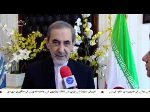 [16Jun2017] امریکی سینیٹ میں ایران مخالف پابندیوں کا بل منظور - Urdu