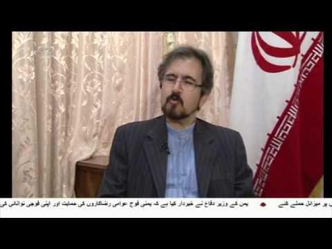 [18Jun2017] ایرانی ماہی گیروں پر سعودی کوسٹ گارڈ کی فائرنگ پر افسوس کا ا