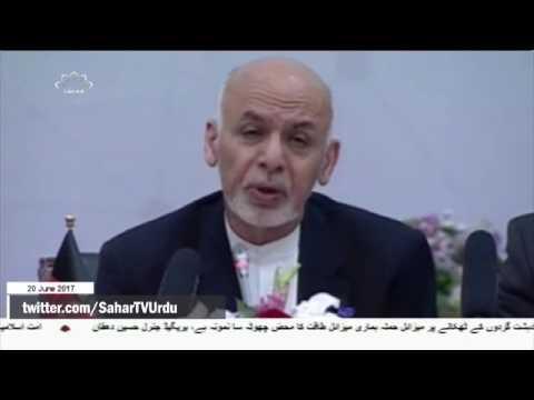 [20Jun2017] افغانستان کے شیعہ و سنی، علما کے ساتھ - Urdu
