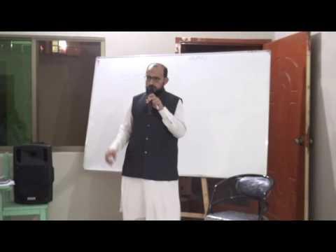 [ Lecture - 05 ] Topic: Self Control | H.I Syed Sadiq Raza Taqvi - Urdu