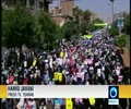 [24 June 2017] International Quds Day marked in Tehran - English