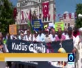 [24 June 2017] People in Turkey commemorate Intl. Quds day - English