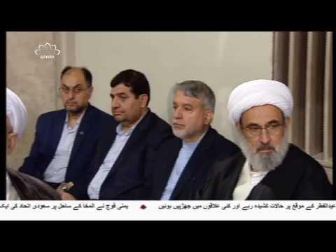 [26Jun2017] صیہونی حکومت کے خلاف جدوجہد کرنا پورے عالم اسلام پر واحب ہے�