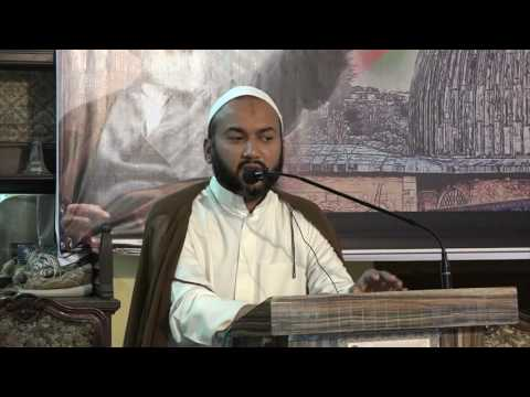 International Quds Day Conference 2017 - Hyderabad - Moulana Syed Mohammed Abedi