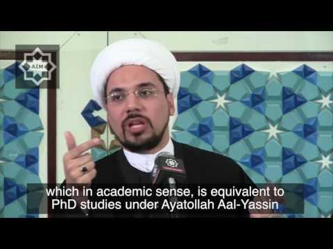 Shaheed Sadr was a child prodigy - Enlglish